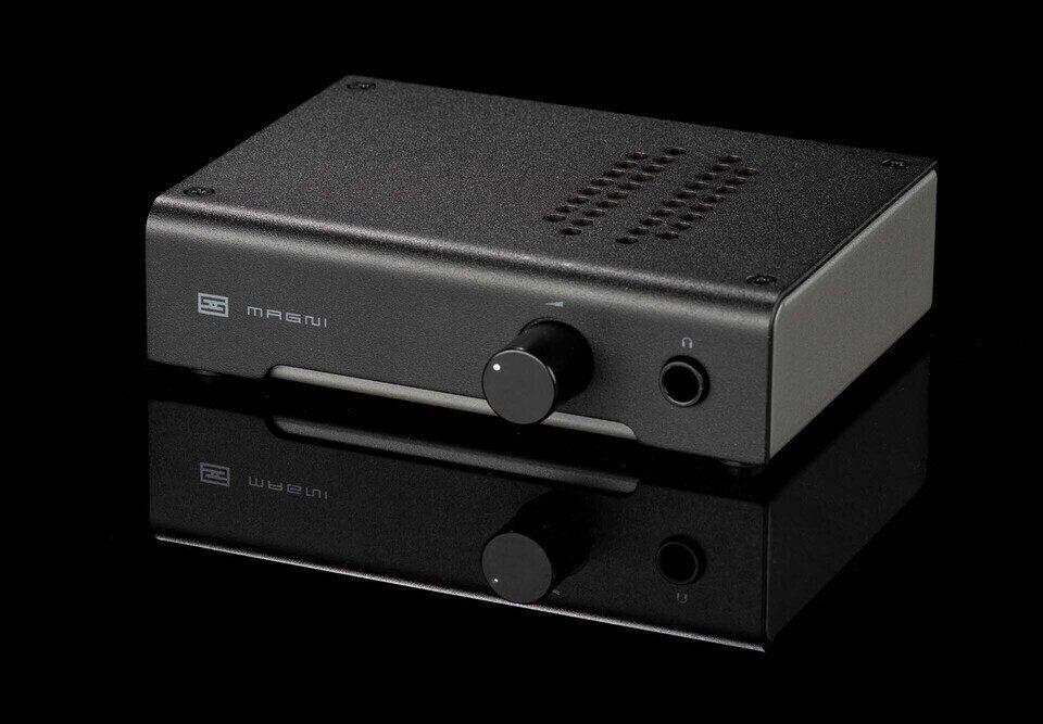 Усилитель для наушников Schiit Audio IEMagni: малошумящая схема на операционниках OPA1656
