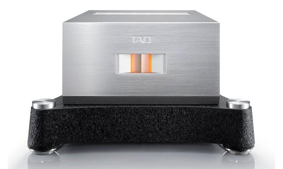 Оконечники TAD Reference M700 и M700S: сквозная симметричная схемотехника BTL в алюминиевой станине