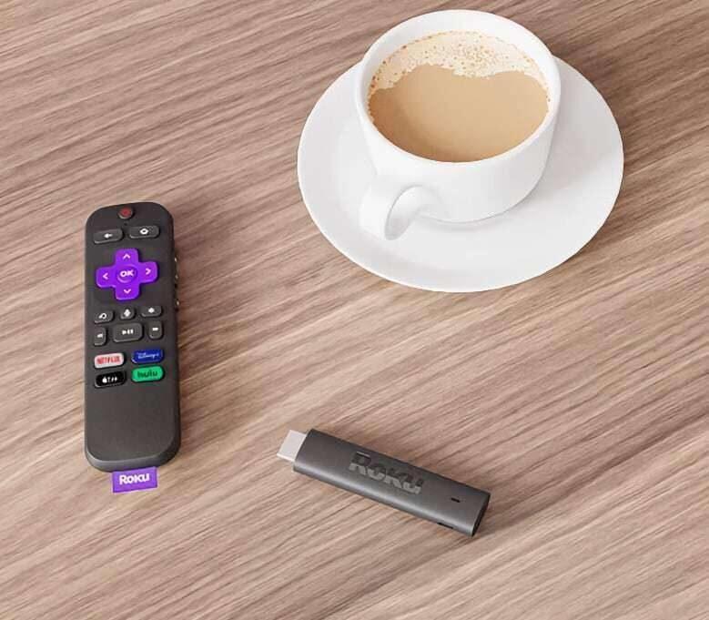 HDMI-донгл Roku Streaming Stick 4K: улучшенный Wi-Fi, Dolby Vision и HDR10+