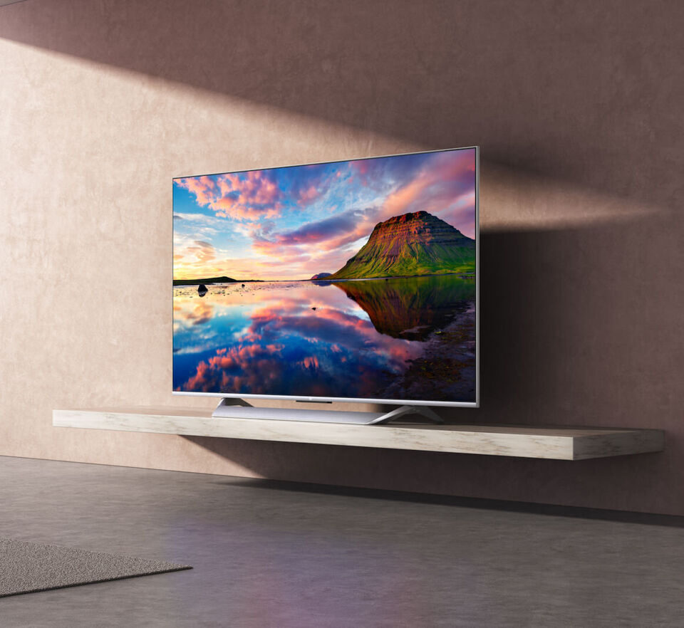 Стартовали продажи флагманского ЖК-телевизора Xiaomi Mi TV Q1