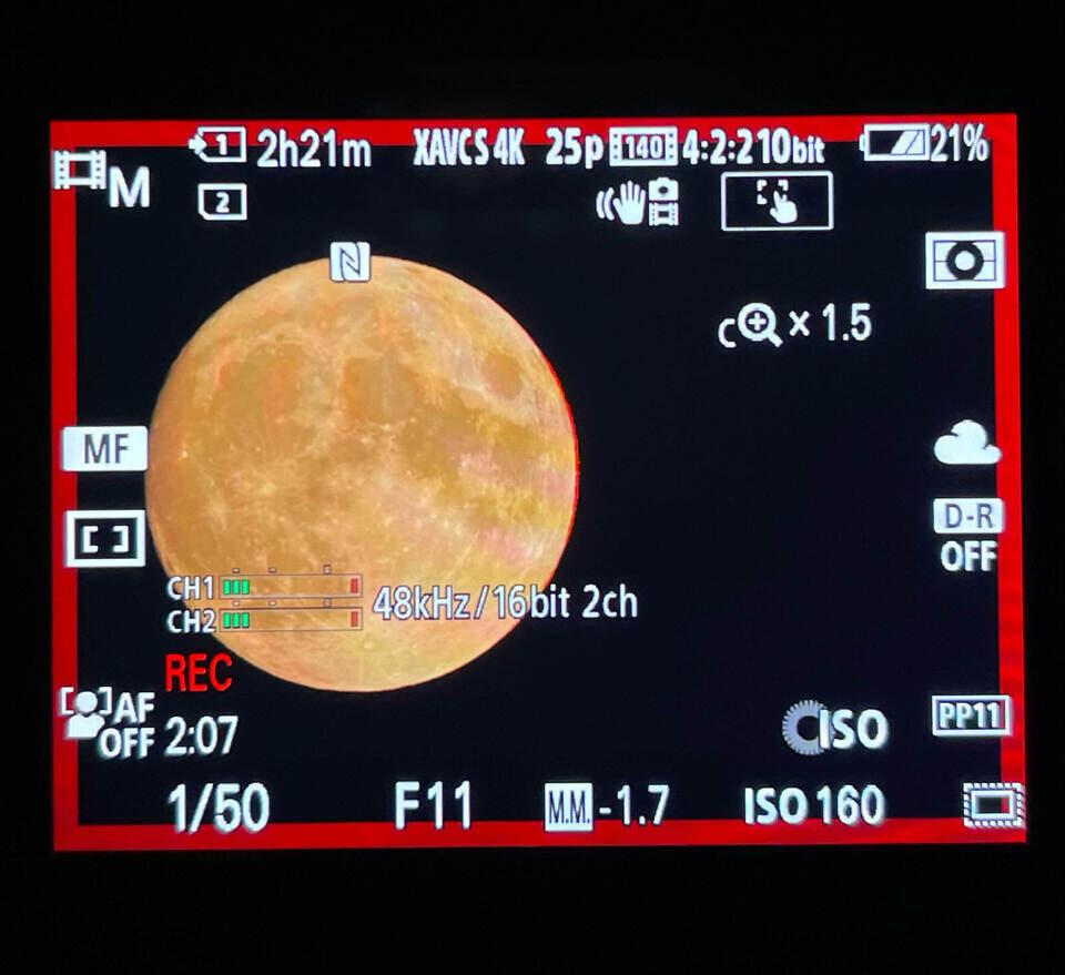 Universal Music Group заблокировала видео со съемкой Луны
