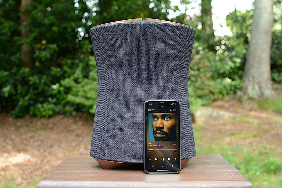 Приложение 360 by Deezer для звука Sony 360 Reality Audio получило совместимость с колонками SRS-RA5000 и SRS-RA3000