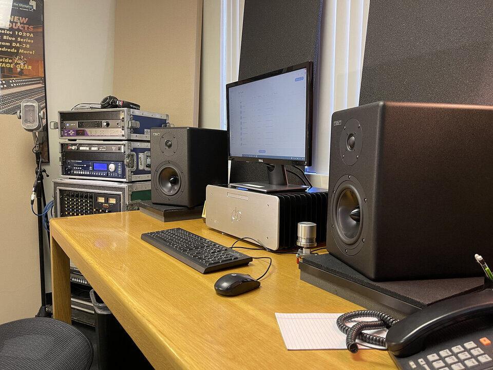 Мониторы ближнего поля Ocean Way Audio Pro3 «Fat Boy»: алюминиевые басовики в системе высокого разрешения