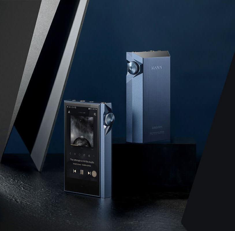 Аудиоплеер Astell & Kern KANN Alpha получил сертификат Roon Ready и вышел в цвете Urbanely Blue