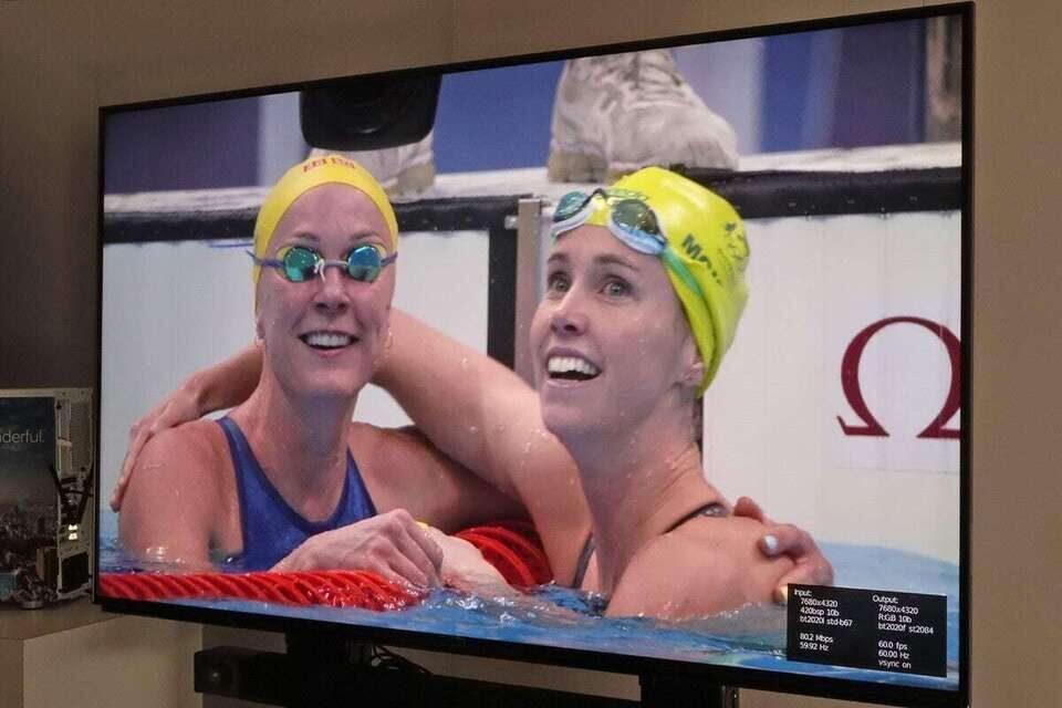Intel провела трансляцию видео с Олимпийских игр в 8К на своем оборудовании