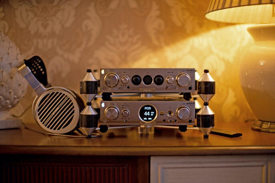 iFi audio обновила модели Pro iCAN и Pro iDSD до версий Signature
