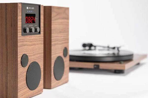 Como Audio Blu Stereo: комплект универсальной акустики с Bluetooth и опциональными аккумуляторами