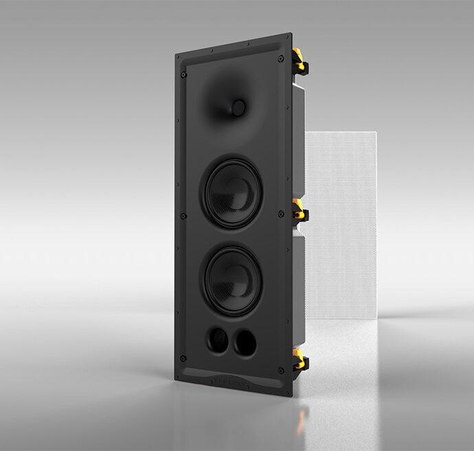 Встраиваемая колонка Theory Audio Design iw25: домашняя, всепогодная и многофункциональная