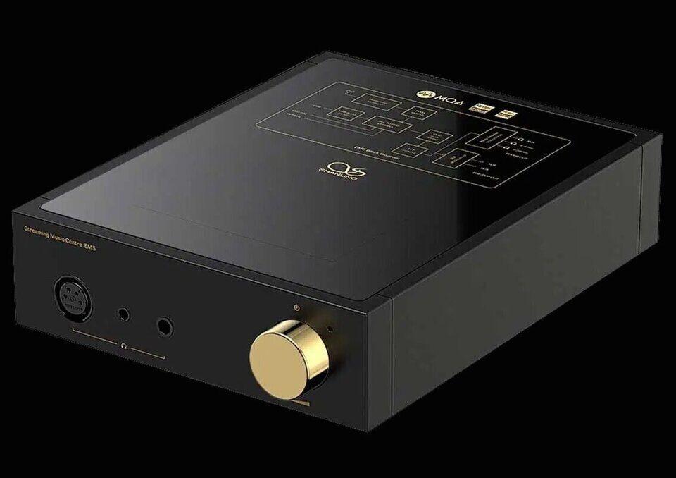 Shanling выпустила компактные стриминговые системы домашнего аудио все-в-одном EM5 и EA5