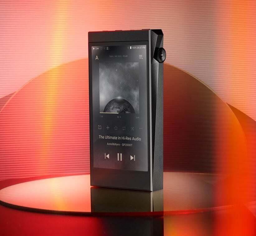 Плеер Astell & Kern A&ultima SP2000T: ламповый и твердотельный усилители, дисплей Full HD и аудиопроцессор Teraton Alpha