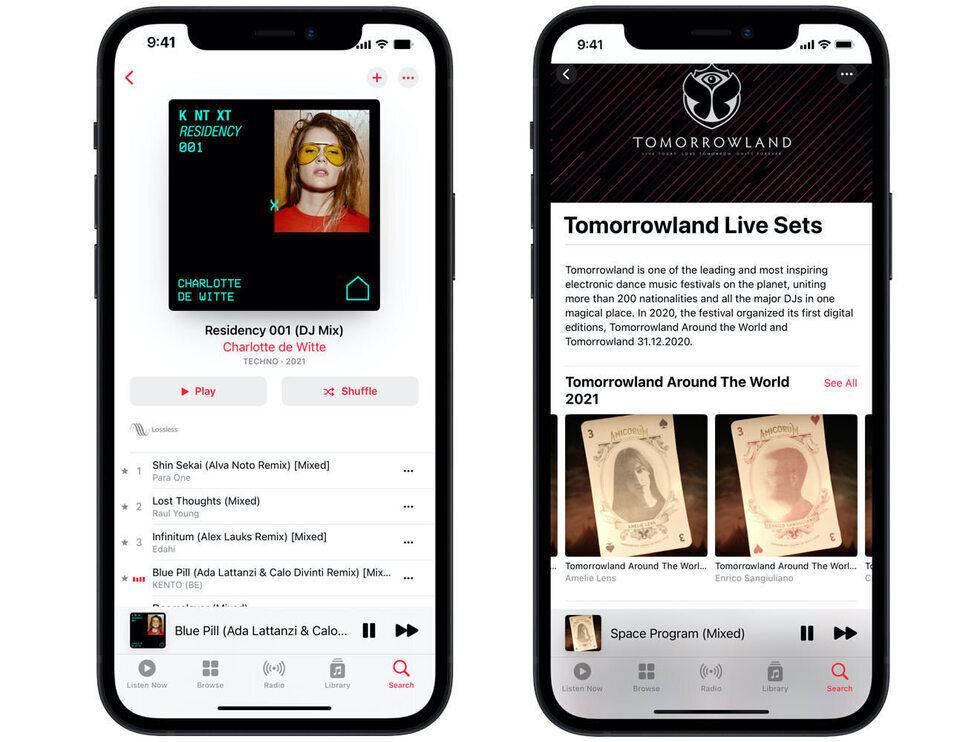 Технологии Shazam позволят Apple Music законно проигрывать DJ-миксы