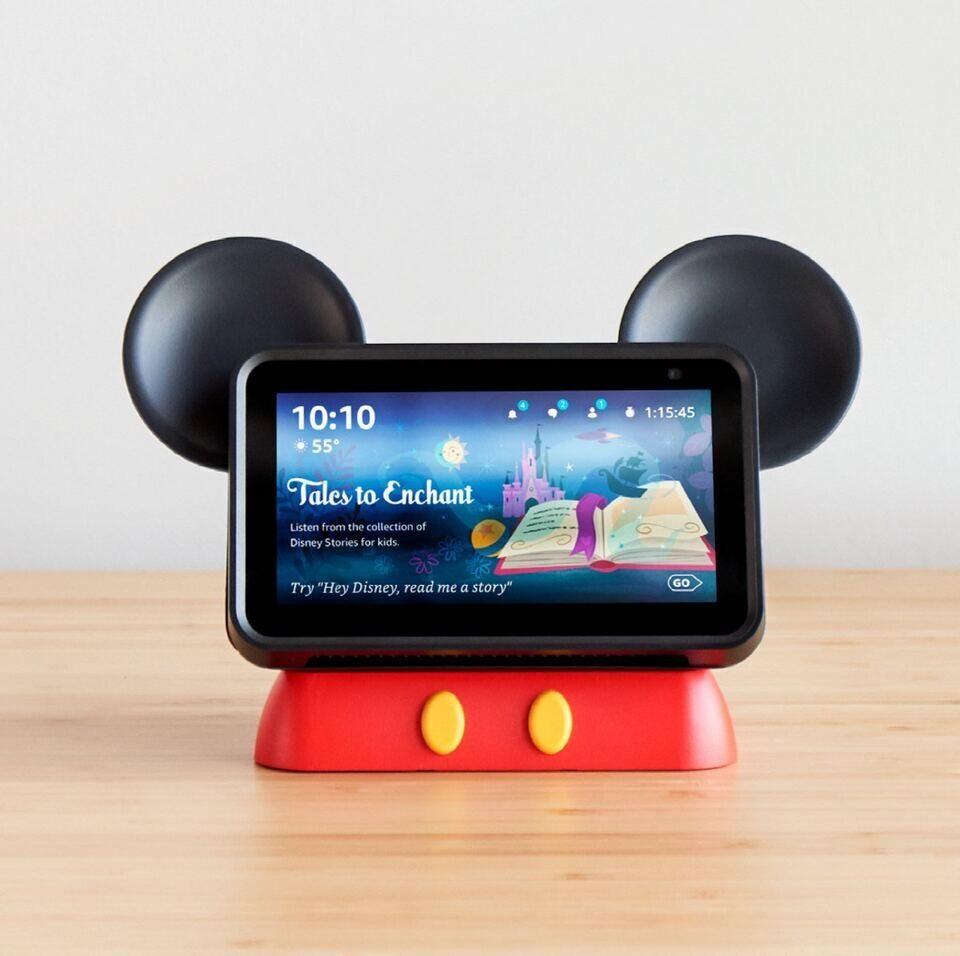 Голосовой помощник Alexa в устройствах Amazon пополнится вариантом «Hey, Disney»