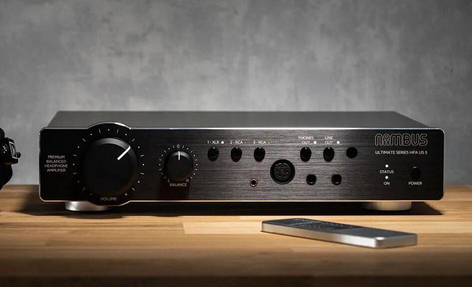 CMA Audio выпустила топовые усилители для наушников Niimbus US5 и US5 Pro