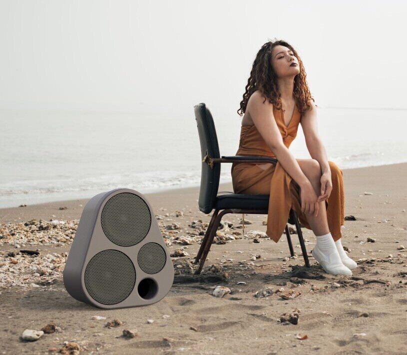 Enkl Speaker: датский 10-кг портатив с «концертной» громкостью и караоке-режимом