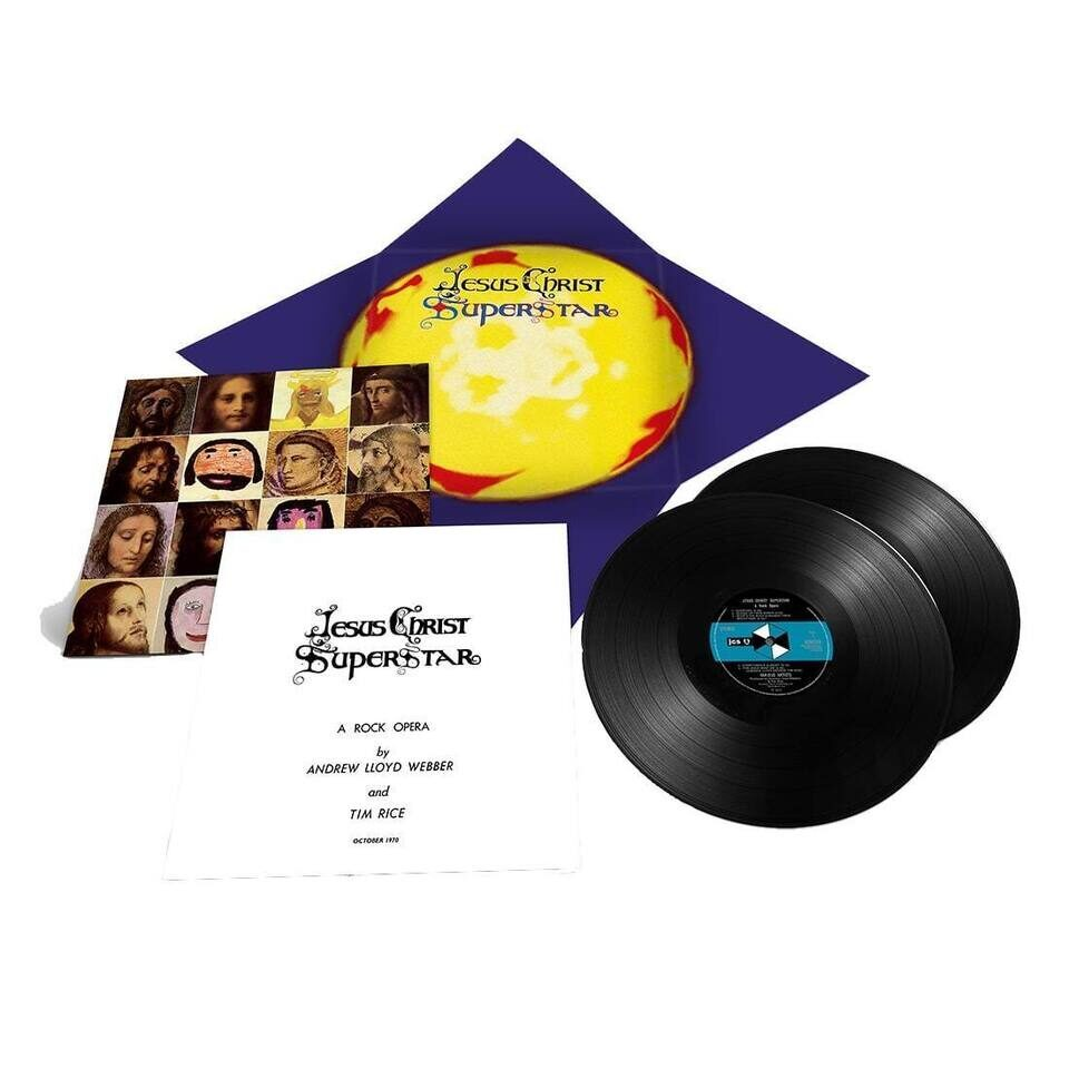 Рок-оперу «Jesus Christ Superstar» переиздадут к ее 50-летию