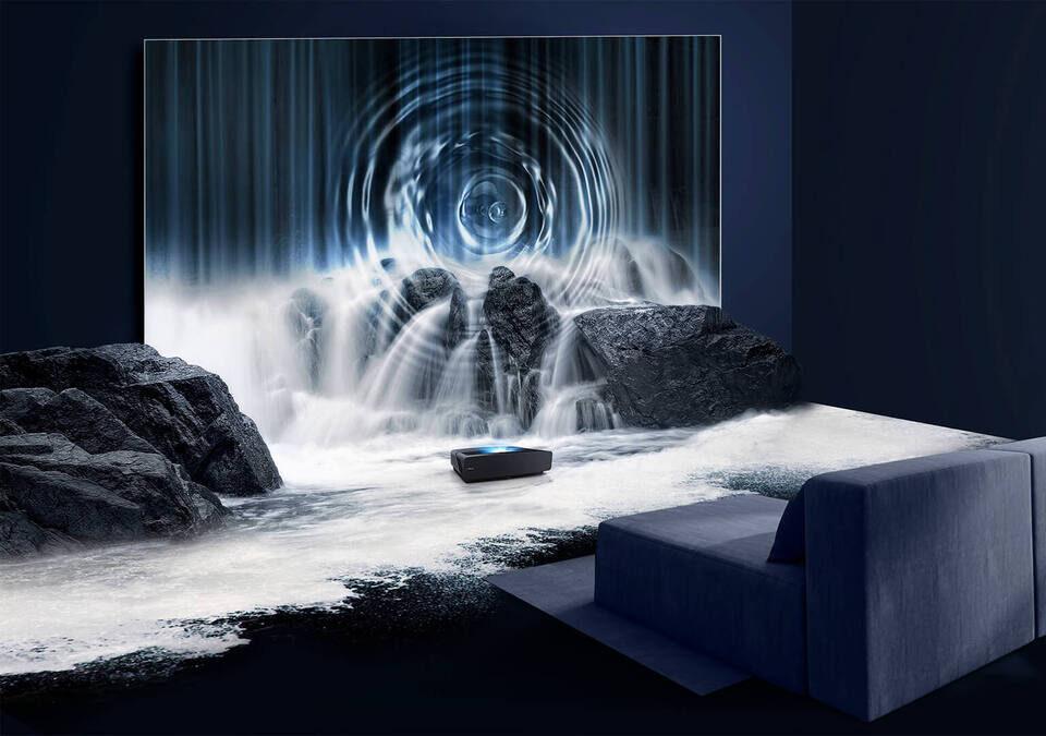 Проекционные системы HiSense Laser TV появились в каталоге Digis
