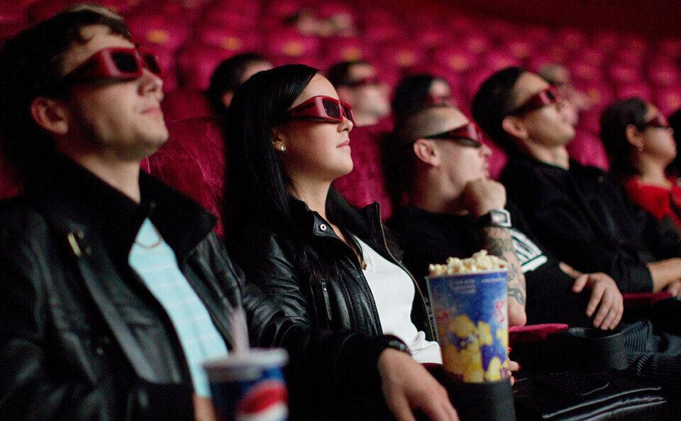 В сентябре выручка российских кинотеатров превысила допандемийные показатели