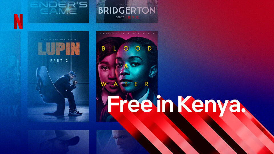Netflix добавил бесплатную подписку для Android-пользователей из Кении