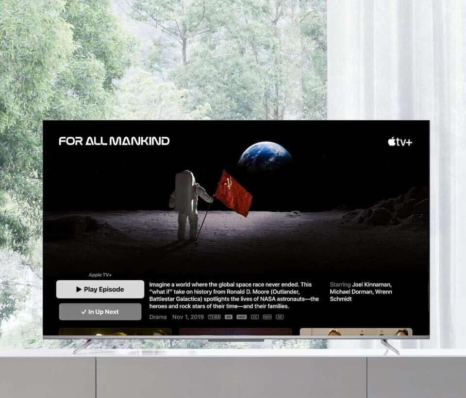 В Google Play уже доступно приложение Apple TV с фильмами TV+ и iTunes