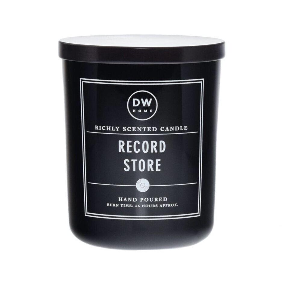 DW Home создала ароматизированные свечи Record Store с запахом магазина пластинок