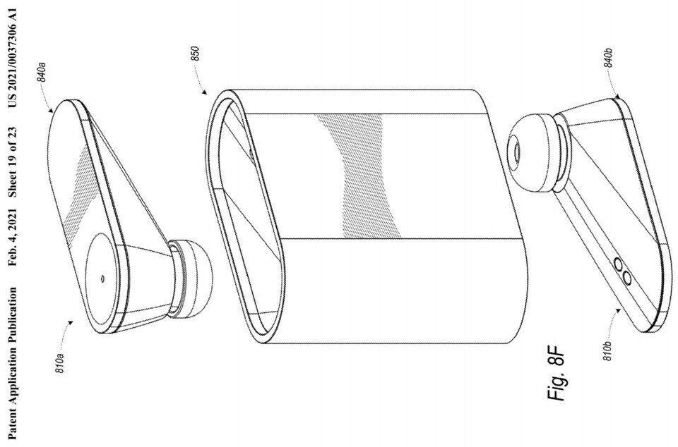 Sonos запатентовала внутриканальные наушники