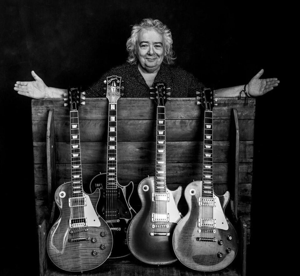 Бывший гитарист Whitesnake Берни Марсден выпустит блюзовый трибьют-альбом «Kings»