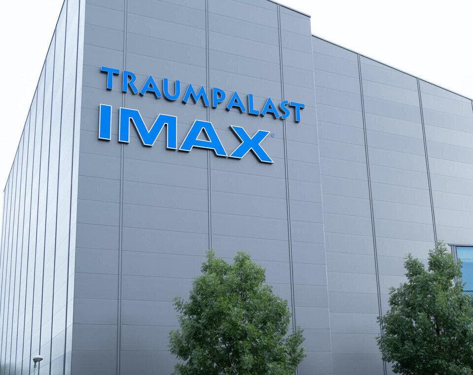В немецком городе Леонберг открыли кинотеатр IMAX c самым большим в мире экраном