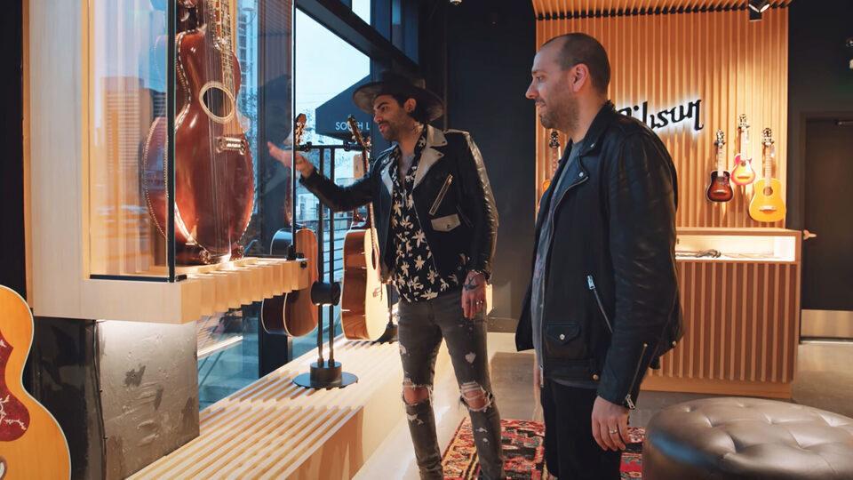 Сериал «Gibson: The Scene» о гитарах Gibson в музыке кантри стартовал в США и Канаде