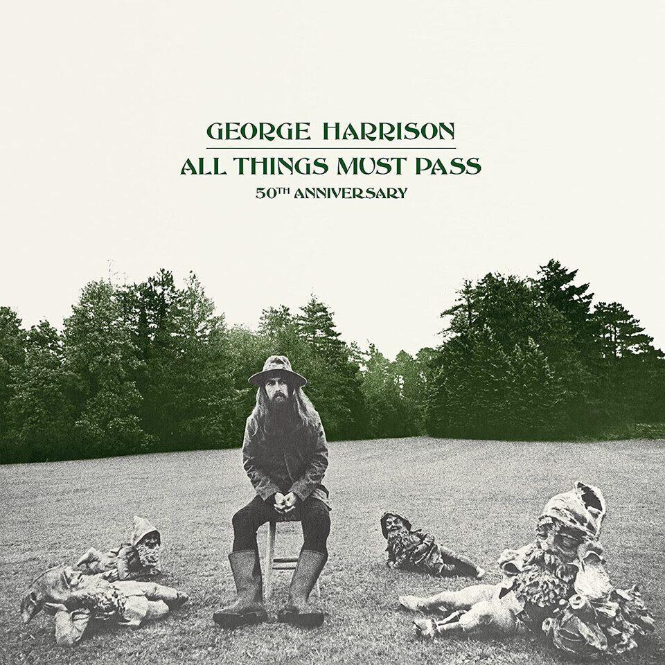 Альбом «All Things Must Pass» Джорджа Харрисона выйдет в версиях Super Deluxe и Uber Deluxe
